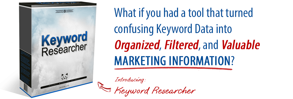 organize keywords